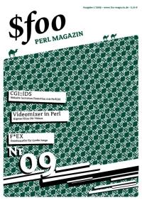 Titelbild der 9. Ausgabe